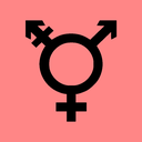 Emoji for transgenderF