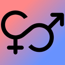 Emoji for genderfluid