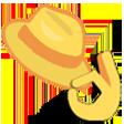 Emoji for howdy