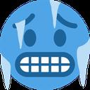 Emoji for 7655_freezing