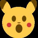 :pikagasp: Discord Emote