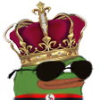 Emoji for 3040_kingpeepo