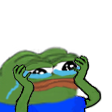 Emoji for Sadpepe