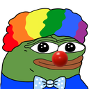 Emoji for lgbtclown