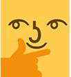 Emoji for LennyThink