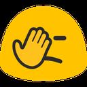 Emoji for blobfacepalm