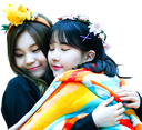Emoji for gfriendhug