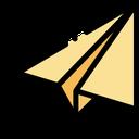 Emoji for paperplane1