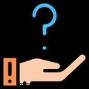 Emoji for question