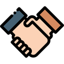 Emoji for handshake