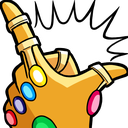Emoji for ThanosSnap