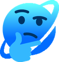 Emoji for ThinkBlue
