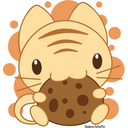 Emoji for cookieNibble