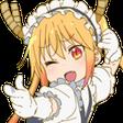 Emoji for tohru_point