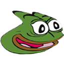 Emoji for Pepega