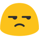 :blobunamused: Discord Emote