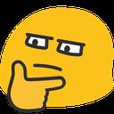 :blobthinkingglare: Discord Emote