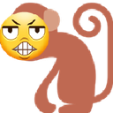 5381_monkey_grimace