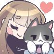Emoji for hugie