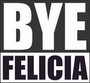 :ByeFelicia: Discord Emote