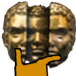 :chaosthinking: Discord Emote