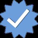 Emoji for verified