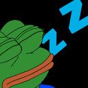 :PepeSleep: Discord Emote