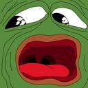 :PepeGAAAA: Discord Emote