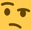 :ThinkW: Discord Emote