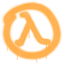 Emoji for LambdaSpray