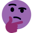 :purpleThink: Discord Emote