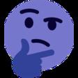 :ThinkingB: Discord Emote