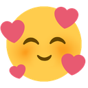:SmilingWithHearts: Discord Emote