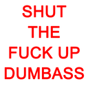 :ShutUp: