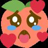 :peach_ahegao: Discord Emote