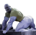 :thiccnos: Discord Emote