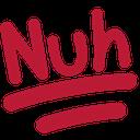 :nuh: Discord Emote