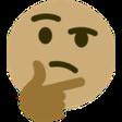 :ThinkingO: Discord Emote