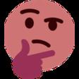 :ThinkingR: Discord Emote