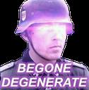 :Degenerate: Discord Emote