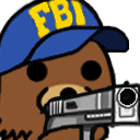 :FBI: Discord Emote