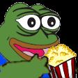 :PopcornDrama: Discord Emote