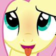 :FluttershyGASM: Discord Emote