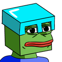 :Pepe_FeelsMinecraftMan: Discord Emote
