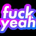 :f_yeah: Discord Emote