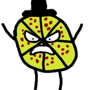 Emoji for pizzaman