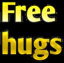 Emoji for freehugs