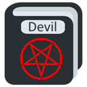 :satanicbible: Discord Emote