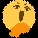 :EmojiOho: Discord Emote
