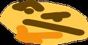 :BiggestThonk: Discord Emote